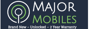Major Mobiles Logotype