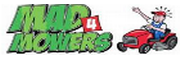 Mad4Mowers Logotype