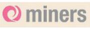 Miners Cosmetics Logotype