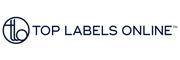 Top Labels Online  Logotype