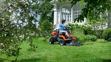 Top 10 Best Ride On Lawn Mower Garden Tractor Of 2020