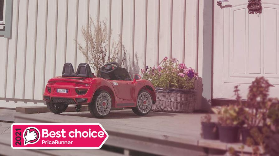 Electric cars for children: 5 models tested