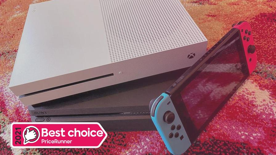 Top 4 Best game consoles of 2021