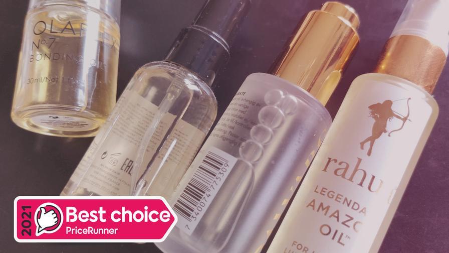 Top 11 Best Hair Oils of 2021