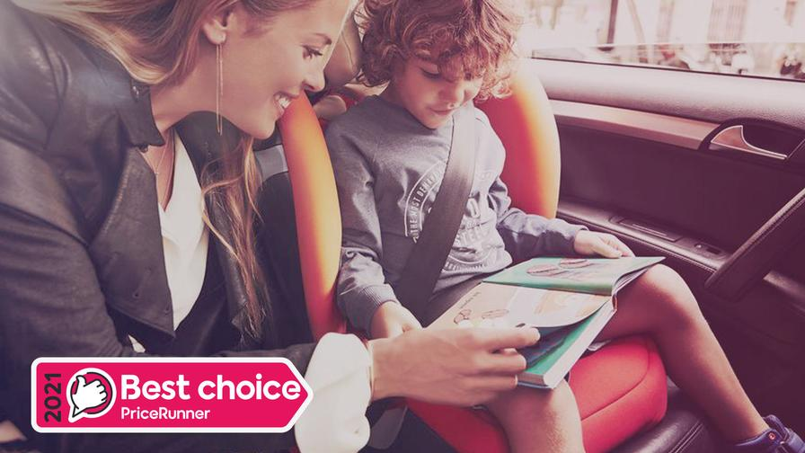Top 7 Best High-backed booster seats of 2021