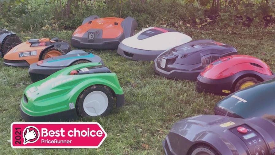 Top 33 Best Robotic lawn mowers of 2021