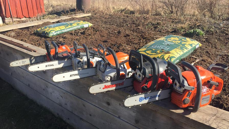 The 9 best chainsaws to buy in 2019 By PriceRunner