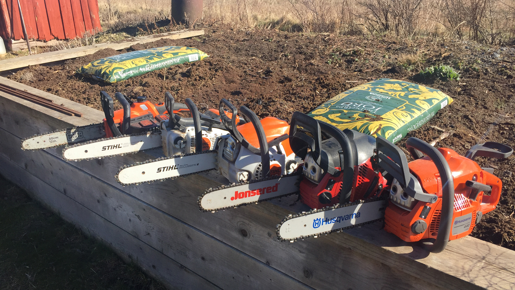 The 10 best chainsaws to buy in 2019 By PriceRunner