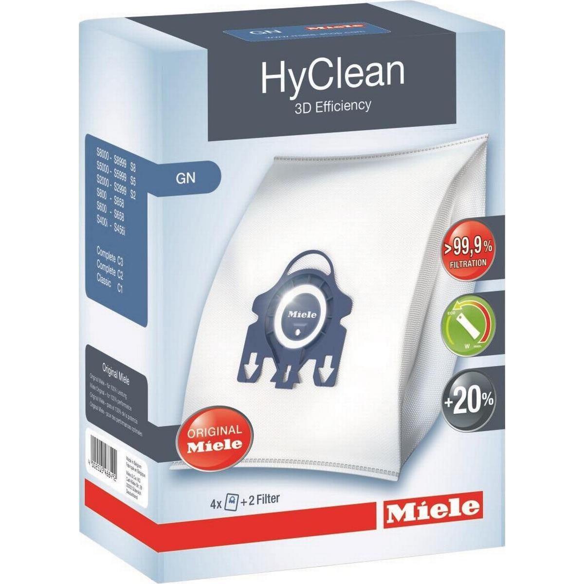 kga-supplies Pack Of 20 Miele Type U Vacuum Cleaner Bags /& Filters
