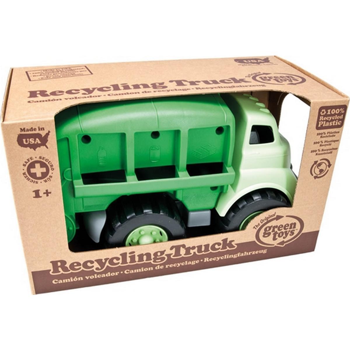 HERPA 12928 Mercedes-Benz Antos Garbage Truck Mini Kit White