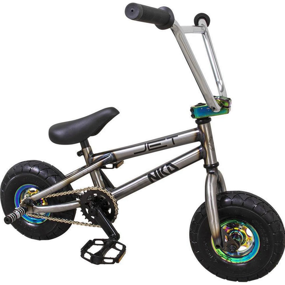 "Rooster Core 9.5/"" Frame 18/"" Wheel Boys BMX Bike Blue"