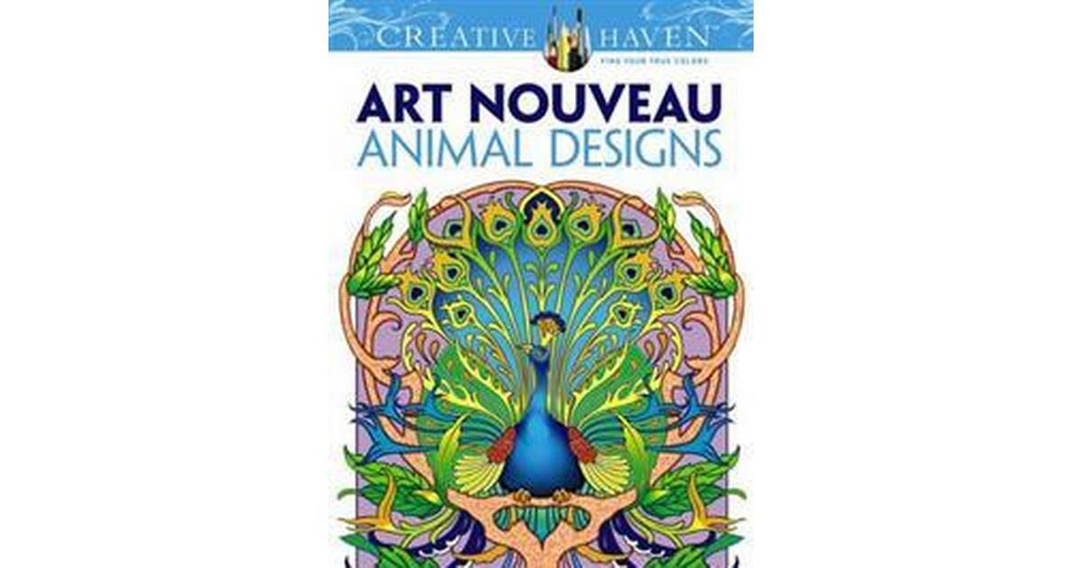 - Creative Haven Art Nouveau Animal Designs Coloring Book (Häftad, 2013),  Häftad • Compare Prices »