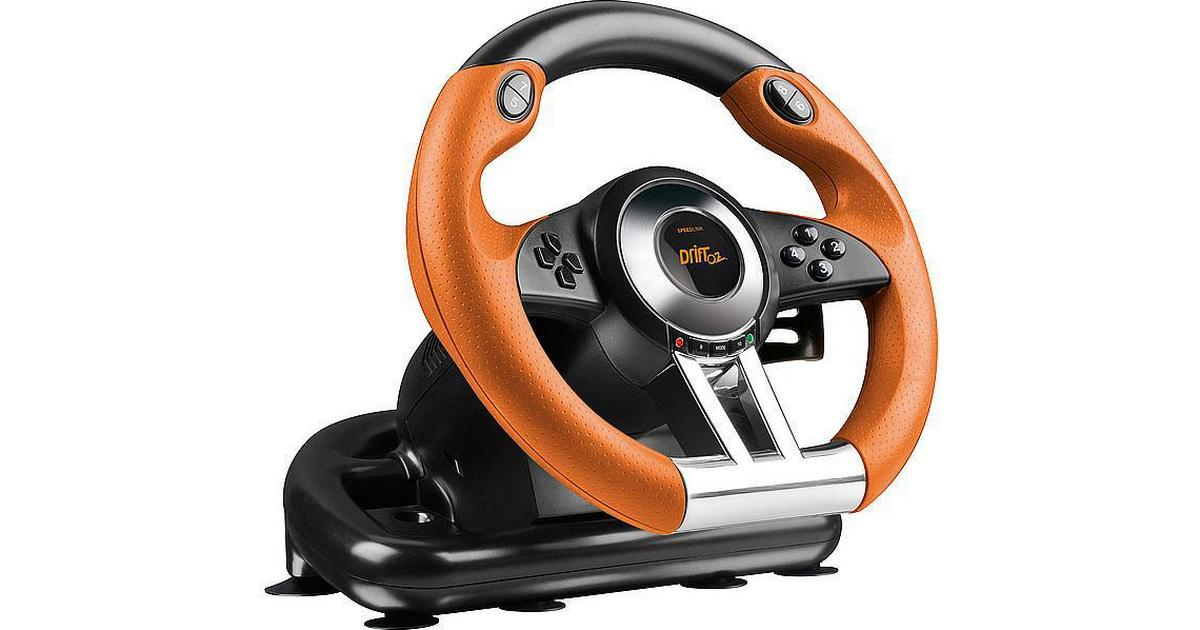 SpeedLink Drift O.Z. Racing Wheel (PC) • Compare prices now