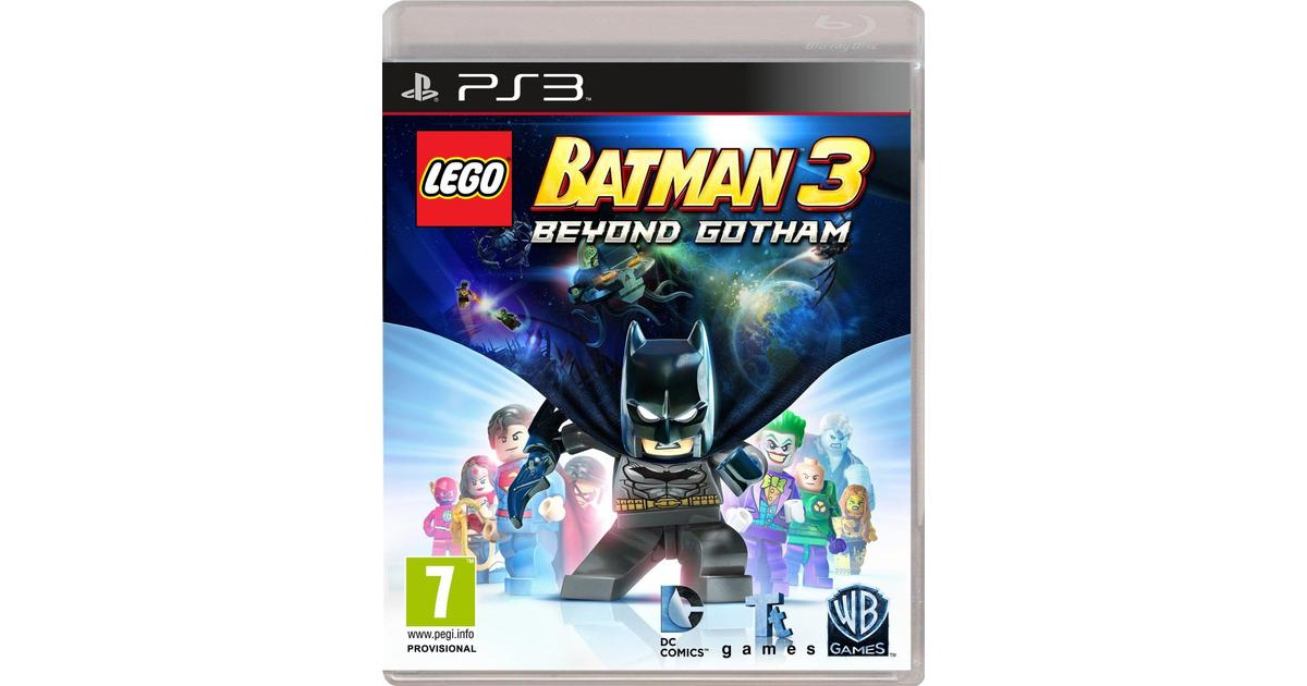 LEGO Batman 3: Beyond Gotham PS3 Game • Compare prices (4 ...