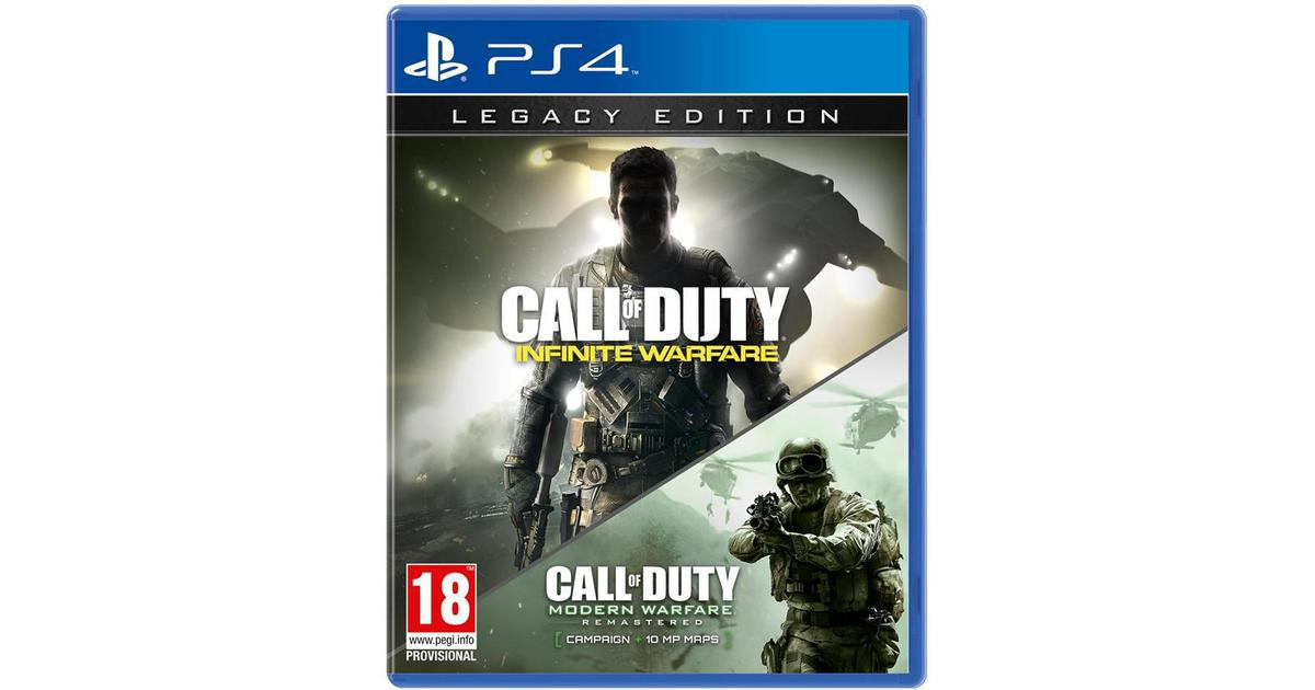 Call Of Duty Infinite Warfare Legacy Edition Ps4 Game Compare Prices