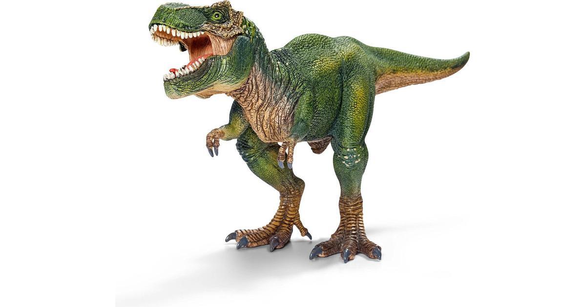 trex schleich tyrannosaurus rex kids collectable dinosaur