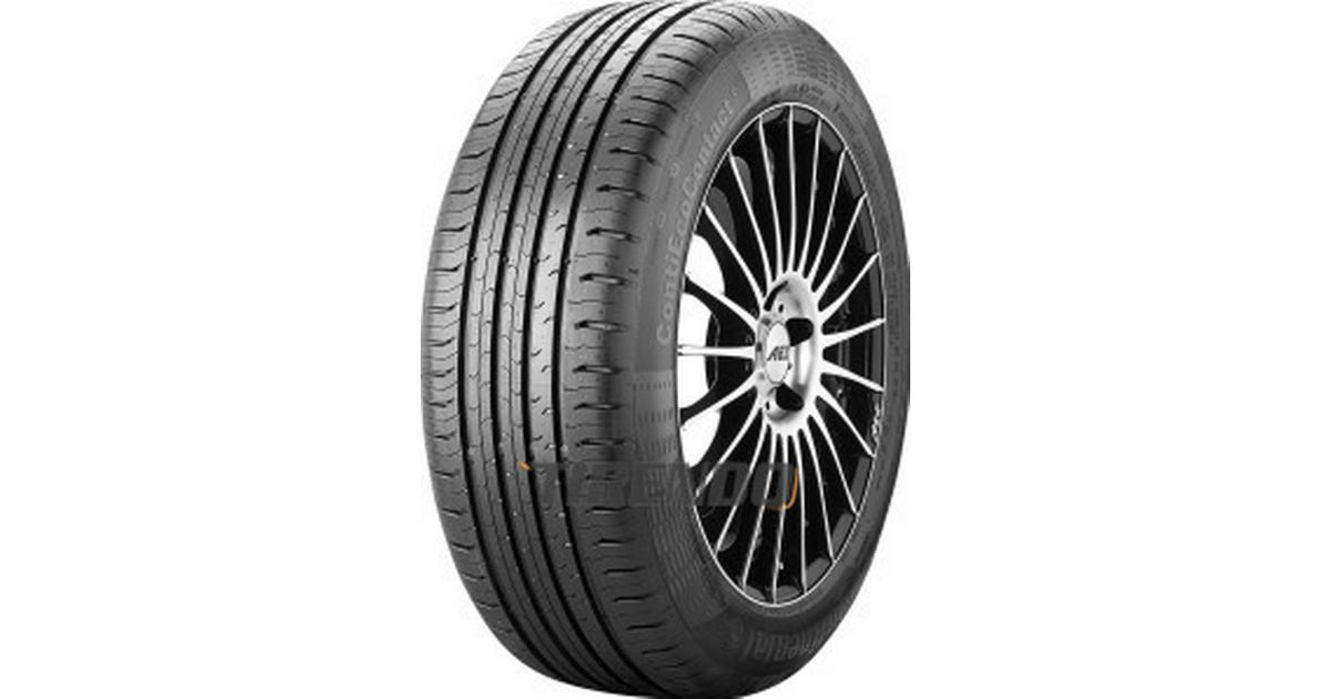 Summer Tire 205//55R16 94H Continental EcoContact 5 XL