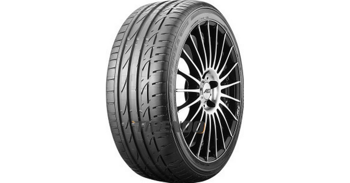 Bridgestone Potenza S001 Rft 225 45 R18 91y Compare Prices Now
