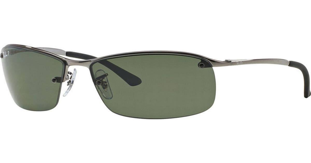 Ray-Ban Top Bar Polarized RB3183 004/9A • Compare prices now