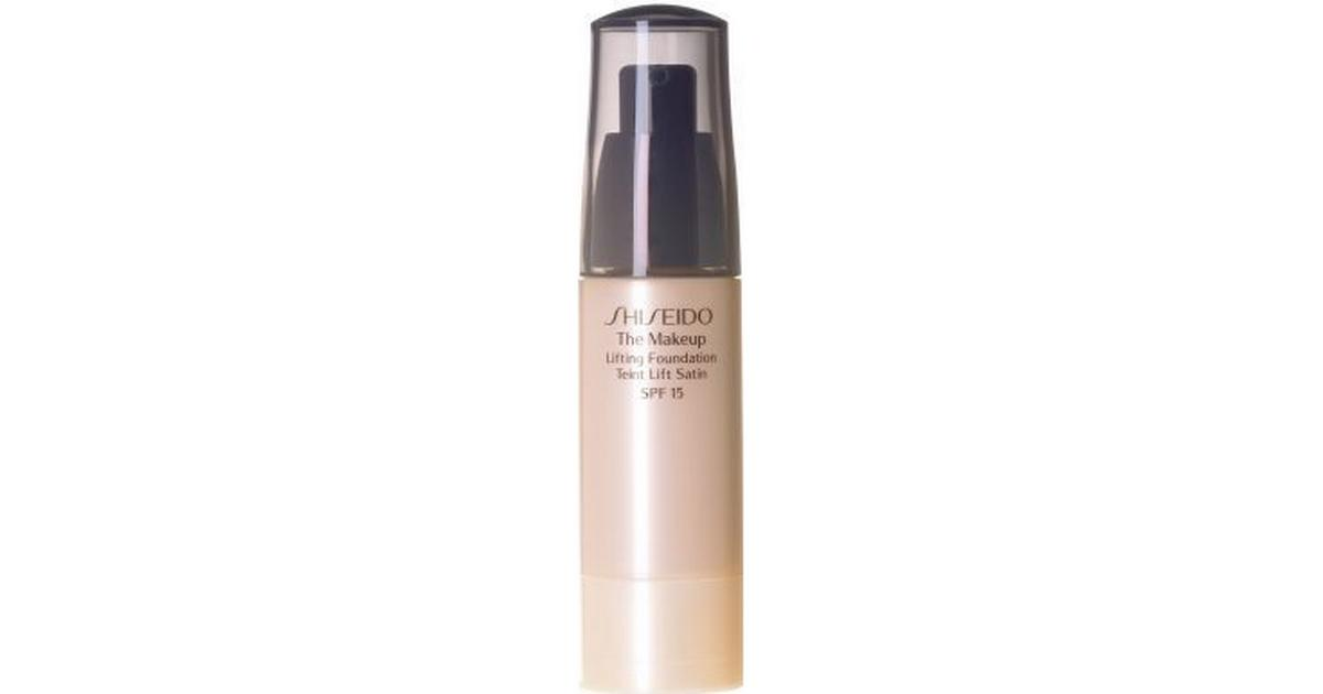 Shiseido Makeup Radiant Lifting Foundation Spf 15 O20 Natural Light Ochre Compare Prices