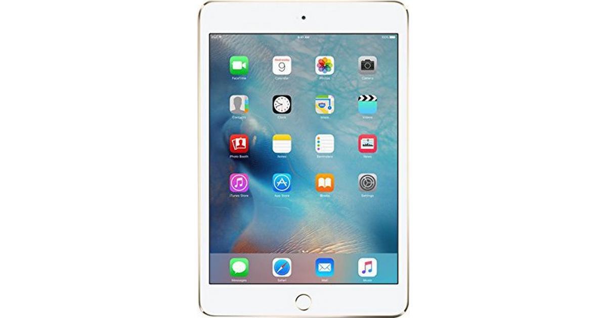 96b468d0249 Apple iPad Mini 4 128GB Tablet - Compare Prices - PriceRunner UK