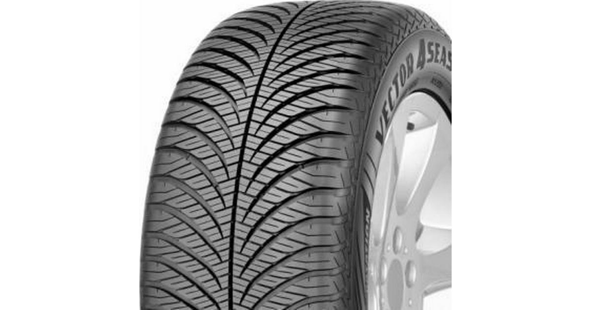 205//50//R17 89V All Weather Tire Goodyear Vector 4 Seasons C//C//68