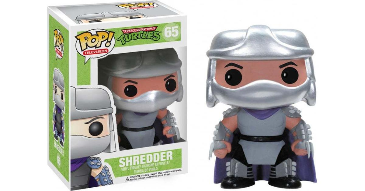 Funko Pop! TV Teenage Mutant Ninja Turtles Shredder