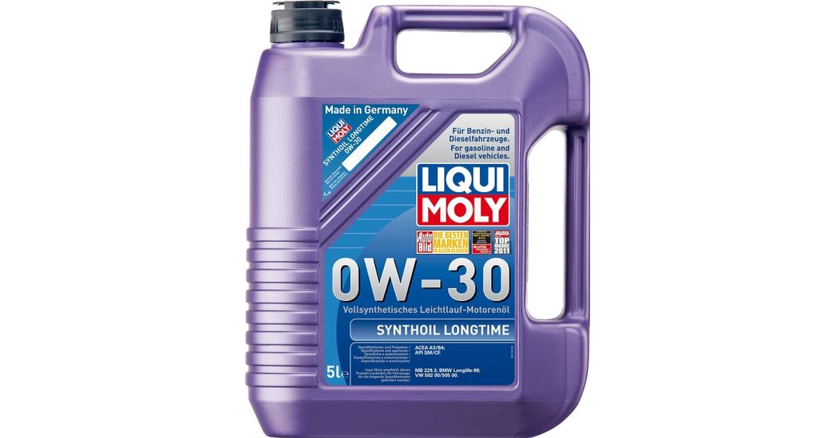 Liqui Moly Synthoil Longtime 0W-30 5L Motor Oil
