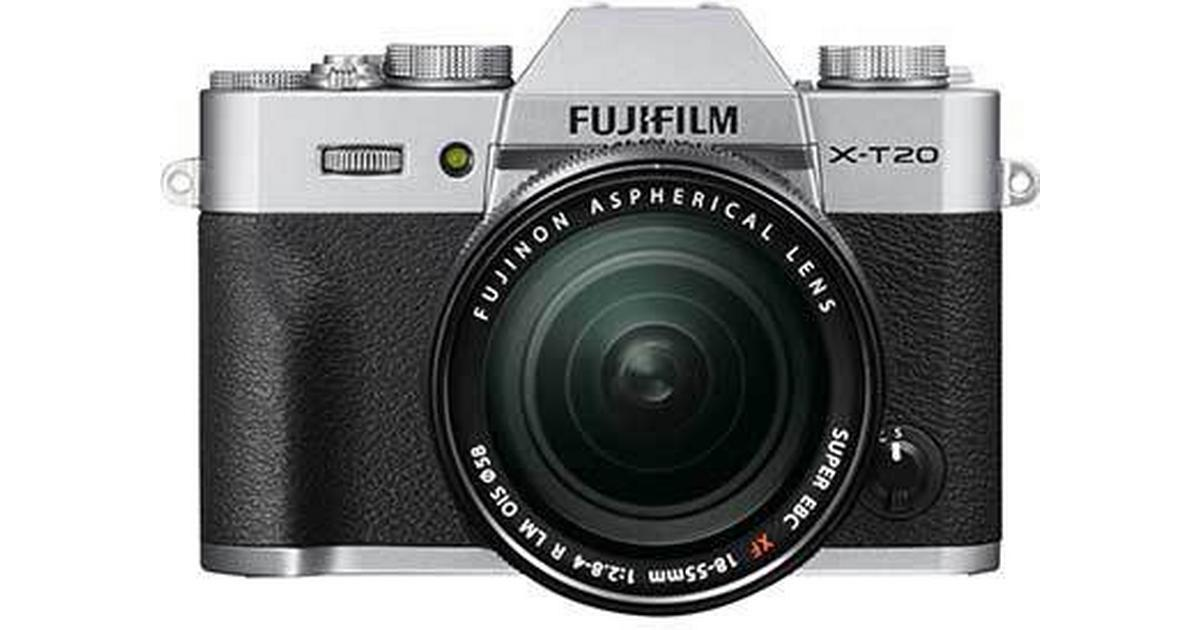 49b0cd4c77e Fujifilm X-T20 + 18-55mm OIS - Compare Prices - PriceRunner UK