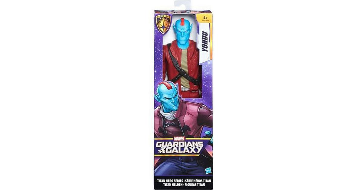 """Guardians of the Galaxy Star-Lord 12/"""" Action Figure-Titan Hero série C0311"""