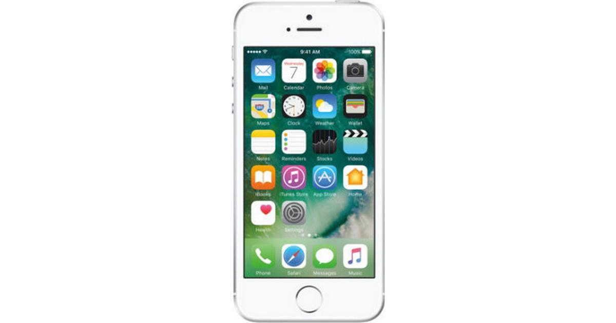 apple iphone se 32gb compare prices pricerunner uk