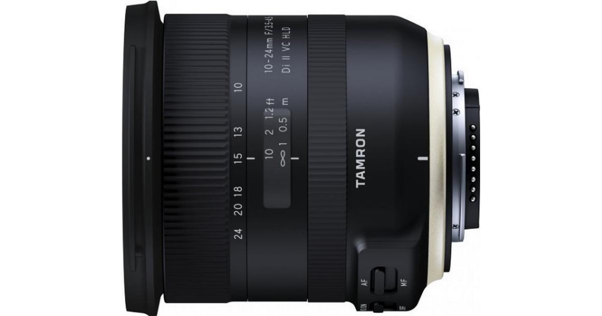Tamron 10-24mm F/3 5-4 5 Di II VC HLD for Canon
