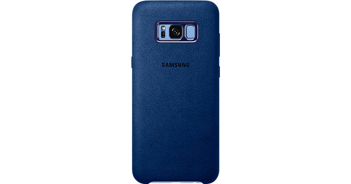 cover samsung s8 plus alcantara
