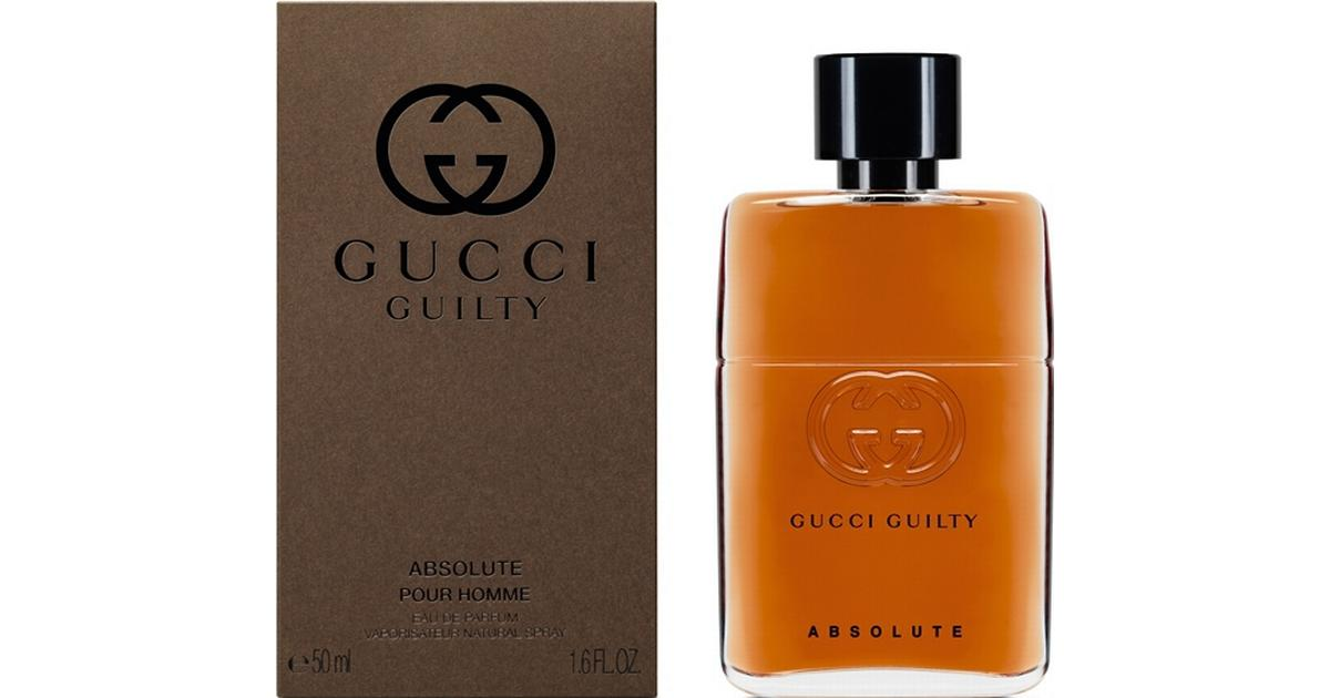a8fe546b7 Gucci Guilty Absolute Pour Homme EdP 90ml - Compare Prices - PriceRunner UK