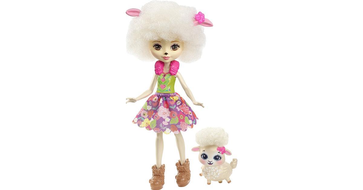 Enchantimals FNH25 Lorna Lamb Doll