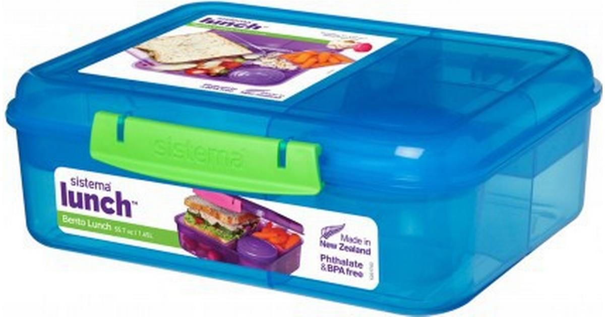 Sistema Bento Lunch Box 1 65 L
