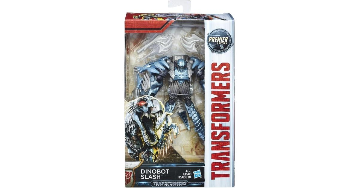 Dinobot Slash Hasbro Transformers The Last Knight Premier Edition Deluxe