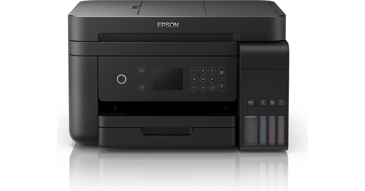Epson EcoTank ET-3750 A4 Print//Scan//Copy Wi-Fi Printer