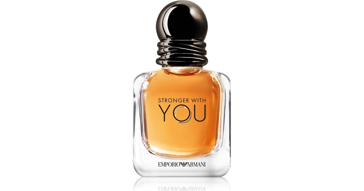 09144f6855 Giorgio Armani Emporio Armani Stronger with You EdT 30ml - Compare Prices -  PriceRunner UK