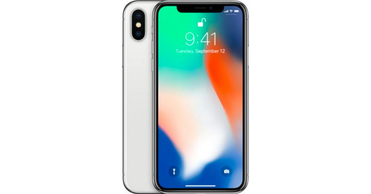 263a3873e46 Apple iPhone X 64GB - Compare Prices - PriceRunner UK