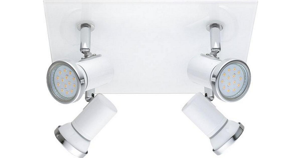 Eglo Tamara 1 Spot Steel 3.3 W White Chrome
