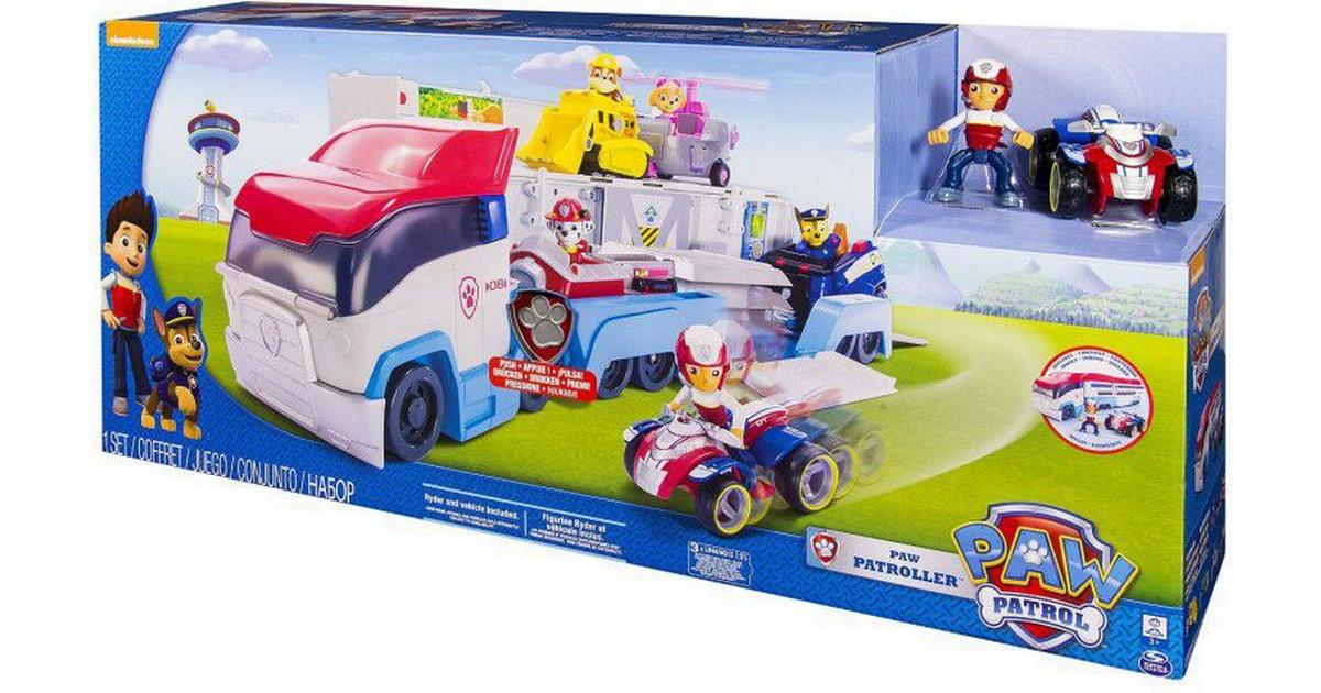 spin master Paw Patrol Mission Cruiser Patroller  Marshall Vehicle