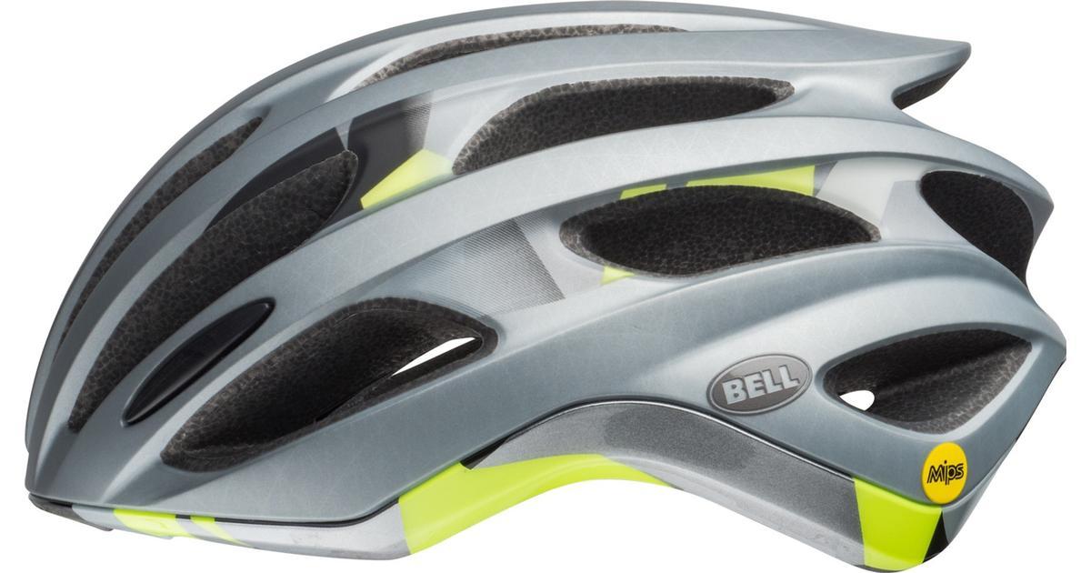 Bell Formula Road Bike Helmet Matte-Gloss Greys Medium