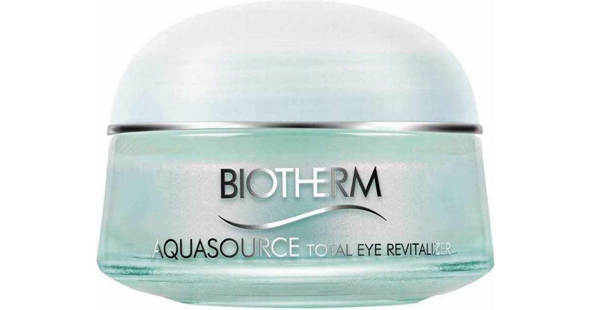 Biotherm Aquasource Eye Cream 15ml Compare Prices 7 Stores