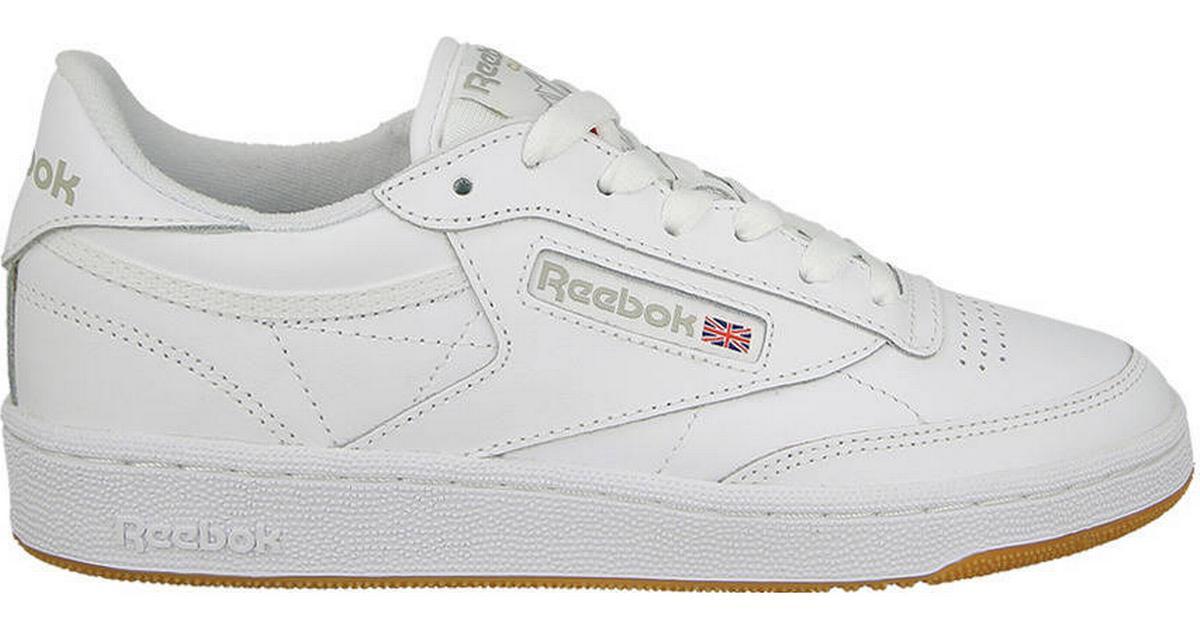 Reebok Club C 85 W - White/Light Grey