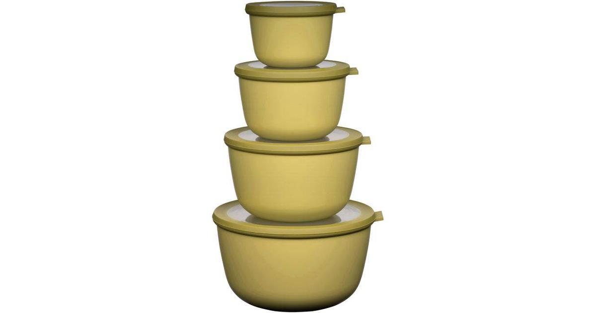Mepal Set Multi Bowl One Size pp//tpe Nordic Black