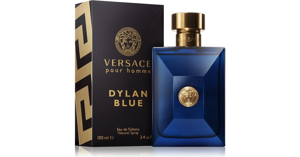 ed6ca15107d Versace Pour Homme Dylan Blue EdT 200ml - Compare Prices - PriceRunner UK
