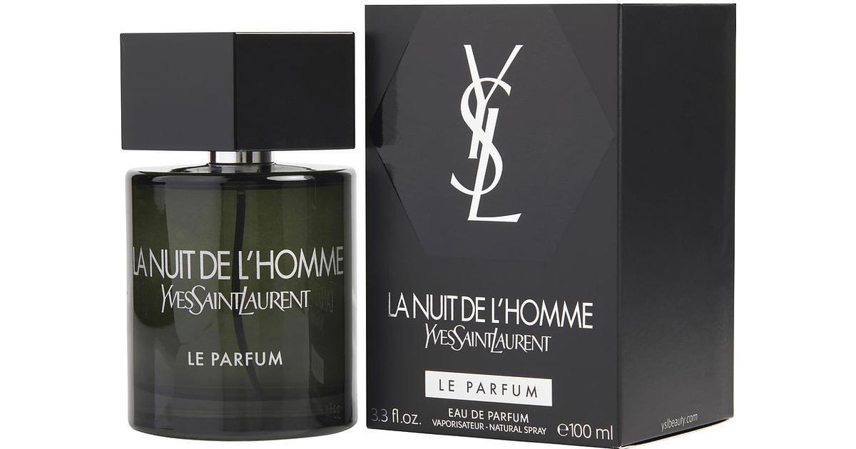 2ca03c45a92 Yves Saint Laurent La Nuit De L'Homme EdP 100ml - Compare Prices -  PriceRunner UK