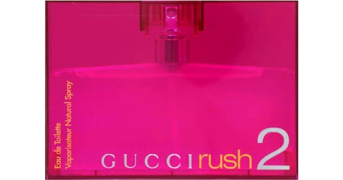 9eef3cd3f Gucci Rush 2 EdT 30ml - Compare Prices - PriceRunner UK