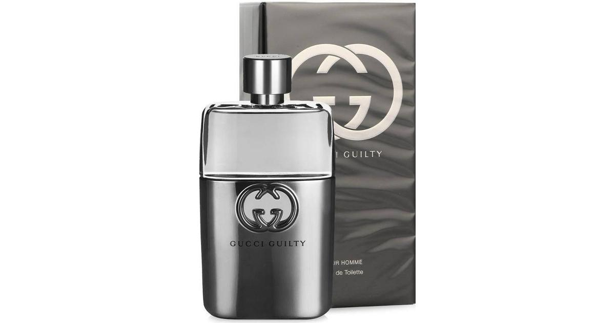 a26c44e17 Gucci Guilty Pour Homme EdT 90ml - Compare Prices - PriceRunner UK